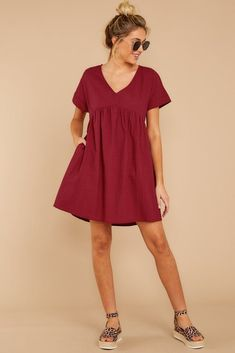 From Your Dreams Ruby #dress #Cute_red