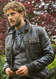 Once upon a time meets 50 Shades of Grey in Jamie Dornan.