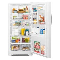 Whirlpool Side-by-Side Column Refrigerator & Freezer Set with 31 Inch Freezer and 31 Inch Refrigerator in Stainless Steel Door Storage, Storage Spaces, Stainless Steel Cabinets, Boutique, Glass Shelves, Interior Lighting, Kitchen Gadgets