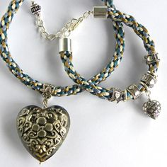 kumihimo with pandora bead | Kumihimo Braiding Kits | Online Bead Shop | Bluestreak Beads | UK