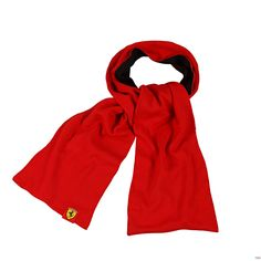 Szalik Ferrari kintted scarf | FERRARI ACCESSORIES | Fbutik | Scuderia Ferrari Collection
