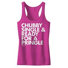 Chubby Single And Ready For A Pringle!