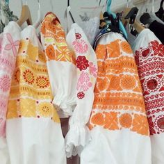 Detva, Slovakia Ethnic Outfits, Ethnic Clothes, Diy And Crafts, Arts And Crafts, Traditional Dresses, Hand Embroidery, Boho Chic, Symbols, Costumes