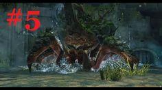 Darksiders 2 #5 Lupta cu Karkinos