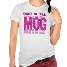 I'm proud to be the MOTHER of the GROOM V02 T Shirt To see more wedding clothing visit http://www.zazzle.com/jaclinart/gifts?cg=196280004548274220 #wedding #favors #party #WeddingParty #jaclinart #tees #mom #dad #bride #bridesmaid #groomsman #hearts