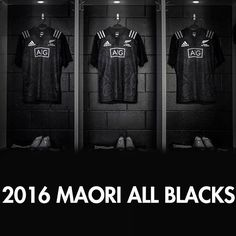 The new Māori All Blacks jersey is looking good! ⏺ @adidasrugby More info on our homepage #adidas #rugby #jersey #design #allblacks