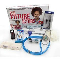 For Future Doctors - How to Examine Patients Course & Kit -