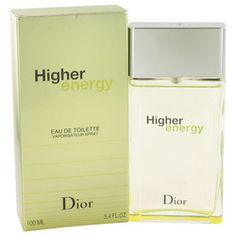 Higher Energy by Christian Dior Eau De Toilette Spray 3.3 oz (Men)