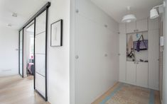 Mieszkanie w stylu skandynawskim na Mokotowie, 56m2 - BOHO Studio