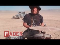 Norman Reedus Directs The Bots' New Music Video in the Desert - YouTube