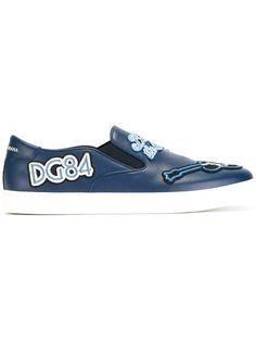 Dolce & Gabbana - London Jazz Patches Slip