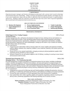 professional resume service washington dc