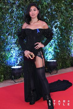 Best Material For Carpet Runners Info: 8717773752 Nadine Lustre Ootd, Nadine Lustre Fashion, Nadine Lustre Outfits, Event Dresses, Ball Dresses, Ball Gowns, Prom Dresses, Nice Dresses, 70s Fashion