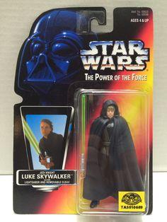 (TAS010689) - Star Wars Power of the Force Luke Skywalker
