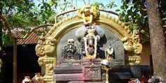 Lord Ganesha in Southadka Ganesh Temple