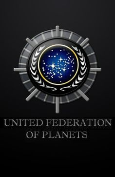 United Federation of Planets Phone Wallpaper