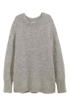 Sweter z domieszką moheru | H&M