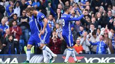 Chelsea vs Leicester City: Blues win to give Conte vote of confidence
