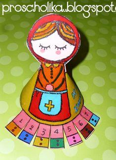 Οι μήνες του Χειμώνα Diy And Crafts, Crafts For Kids, Rolled Paper Art, Greek Easter, Math Games, Luigi, Preschool, Projects To Try, Activities