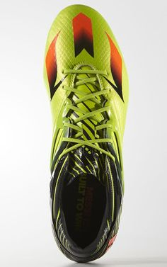 online store ecc3e 38732 The second Adidas Messi 15.1 2016 boot introduces an utterly bold design,  combining a green