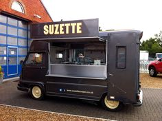 Suzette - London food truck
