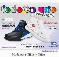 7e0e13b43 Price Shoes Todo en Uno Infantiles 2019 - Catalogo Zapatos de Niños