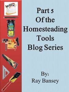 home steading tools blogs 5