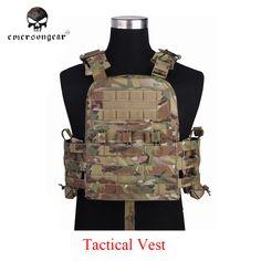 Emerson NCPC Militaria Vest Training Combat Uniform