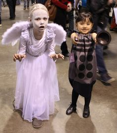 Cosplaying with Kids - Geek and Sundry