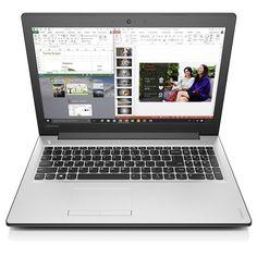 LENOVO IP310 Silver i5-6200U 15.6 4096 1TB 2GB Vga FDOS Notebook Bilgisayar