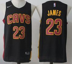 21 Cleveland Cavaliers Stitched  23 LeBron James Black Fashion Replica  Jersey 820485208