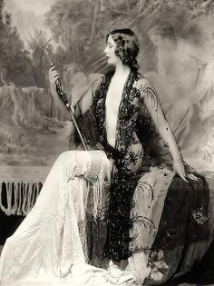 Mode vintage Vintage fashion Ziegfield Follies, 20's