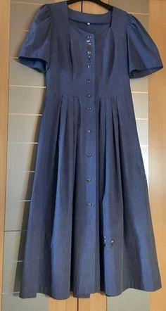 Mein blaues kleid