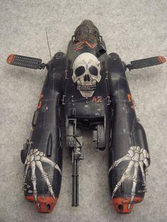 Skeletal decals