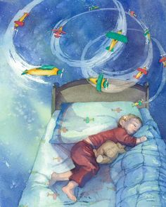 Danae Lukis » Children's Book Illustrations
