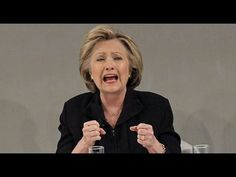 THE TRUE HILLARY THAT HAS CAUSED RIOTS ACROSS THE COUNTRY! Hillary Clinton Has A Major Racist Meltdown On Video - YouTube