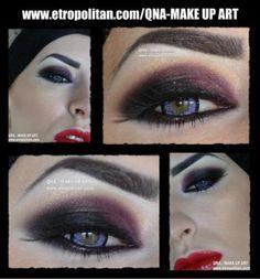 SMOKY  PURPLE https://www.makeupbee.com/look.php?look_id=85922