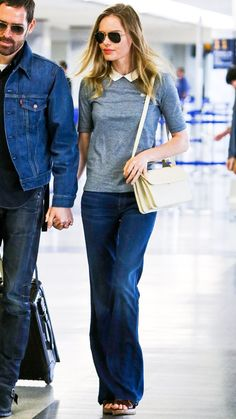 Kate Bosworth's Jet-Setting Style - May 2, 2013 from #InStyle