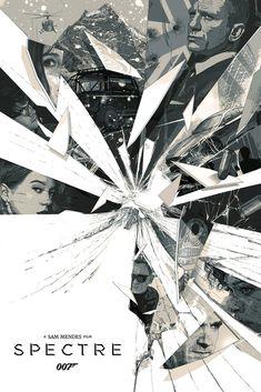 007/ Spectre tribute by Chris Malbon