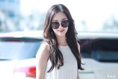 Seo Pretty :: 160629 Gimpo Airport 서현 5p