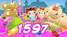 Candy Crush Soda level 1597's goal: Spread the Jam (59) in 30 moves. Read our tips, watch our video & complete Candy Crush Soda Saga level 1597.