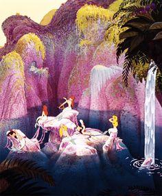 Mermaid Lagoon (Neverland)