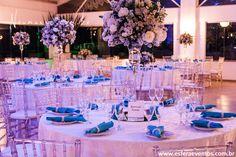 Paleta de cores para casamento : Azul Tiffany