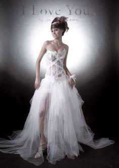 Robe de mariée Max Chaoul modèle Serena