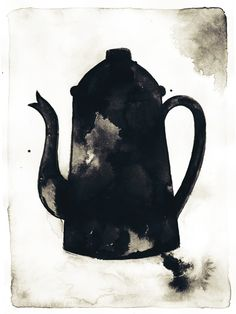 Teapots by Orna Melle