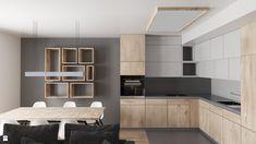 Kuchnia - zdjęcie od Brzozowski Architecture - Kuchnia - Styl Skandynawski - Brzozowski Architecture