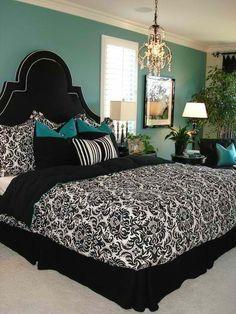 modern bedroom designs and ideas   #sleepys- different bedspread