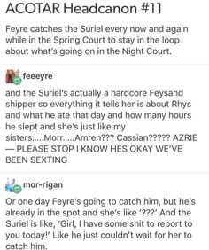 *looks hopefully at SJM, points at this post and begs sooo much for her to have this in ACOTAR#3*