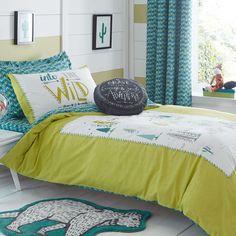 Adventurer Bed Linen Collection | Dunelm