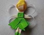 Tinkerbell Ribbon Sculpture